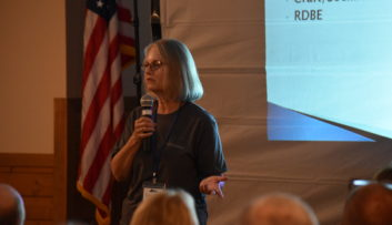 Donna Wagner ECR Presentation